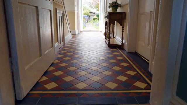 Victorian Tiled Kitchen Floors - Kitchen Appliances Tips And Review