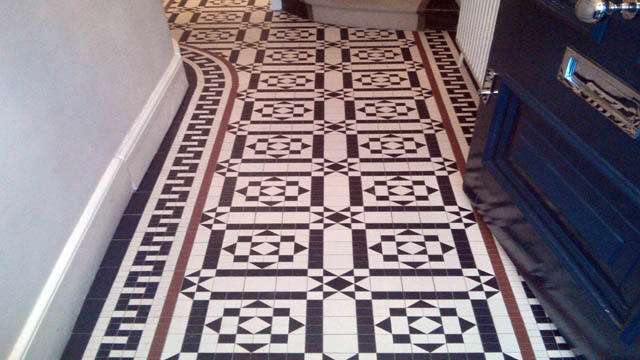Period Floor Tiles Images Flooring Tiles Design Texture - Curved tile border