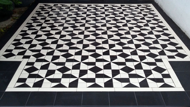 Contemporary Tile Design London Mosaic