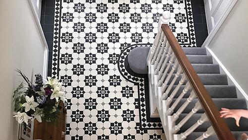 Victorian Tiling London Mosaic