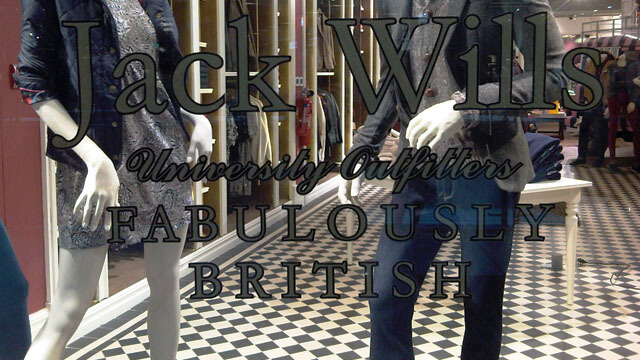 Shop - We supply sheeted Black and white tiles for new Jack Wills shops worldwide. This allows their contractors to do a quick and accurate installation.