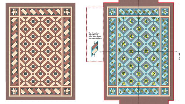 Reproduction Victorian Floor Tiles Gallery - flooring tiles design ...