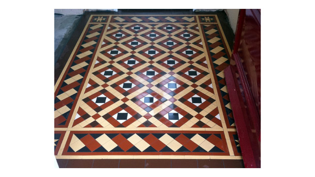 Images Of Reproduction Victorian Floor Tiles