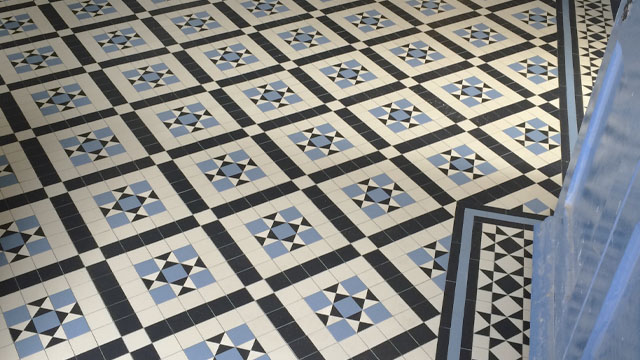 Victorian Floor Tiles Tiles On Sheets Geometric Ceramic Tile Design And Supply London Mosaic