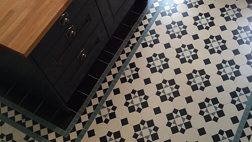 Victorian Ceramic Kitchen Floor Tiles Victorian Tiling