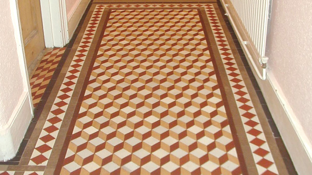 Restoration Services Victorian Edwardian And Georgian Floor Tiles London Mosaic