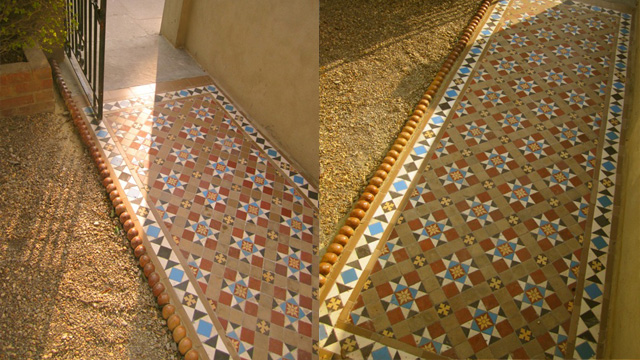 Tile Repair Victorian Tile Repair London