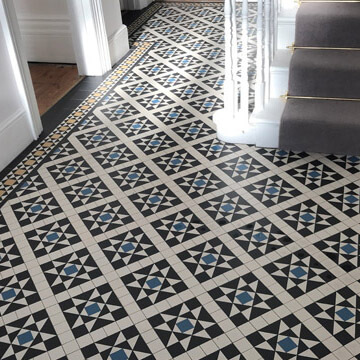 Gallery of Tile Installations | Photos of Victorian Floor Tiles ...