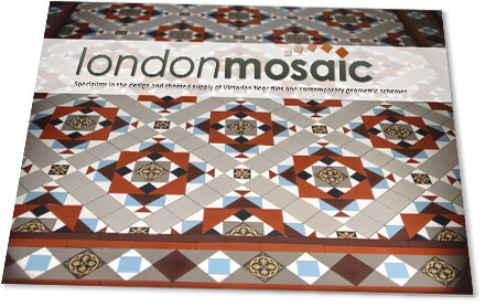 London Mosaic Paper Catalogue