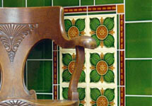 Heritage Quality Glazed Wall Tile Range