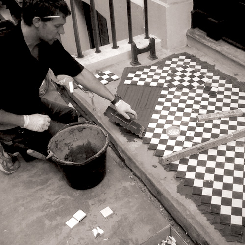 Victorian Floor Tile Specialists