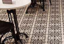 Anvers - Winckelmans 150mm encaustic tiles